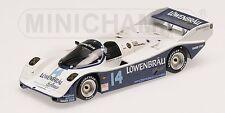 Porsche 962 Imsa Lowenbrau Holbert Bell Winners Imsa 500km Mid-ohio 1986 1:43
