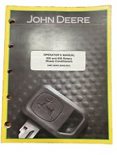 John Deere 926 and 936 Rotary Mower Conditioners Operator's Manual Ome96582 H0