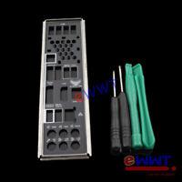 HP H-JOSHUA-H61-uATX:1.00 Motherboard Rear IO I//O Shield Back Plate 676220-001