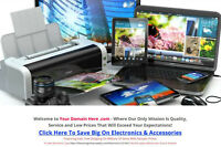 AMAZON AFFILIATE ELECTRONICS WEBSITE BUSINESS FOR SALE - MILLIONS OF ITEMS!