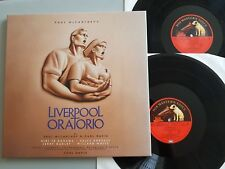 PAUL MCCARTNEY LIVERPOOL ORATORIO 2LP vinyl BOX SET Beatles
