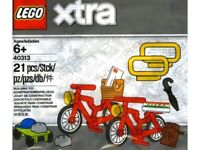LEGO Creator 40313 Bicycles Accessories - xtra - Polybag - BNIP - Sealed