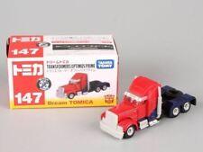 Takara TOMY Dream Tomica 147 Transformers Optimus Prime Metal Toy Car