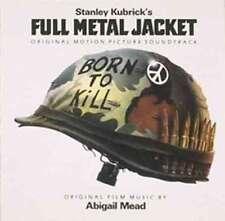 Full Metal Jacket O.S.T. Original Soundtrack Filmmusik CD WARNER MUSIC