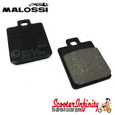 Brake Disc Pads Front PX Disc 2011 on (Black Malossi Sport) (Vespa PX MY)