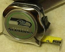 New 25' SEATTLE SEAHAWKS Tape Measure