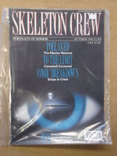 SKELETON CREW #4 NM ARGUS HORROR MAGAZINE
