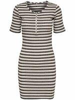 16/7 NEU ONLY Damen Sommer Stretch Kleid  onlFELIA S/S DRESS BOX ESS Gr.M / 38