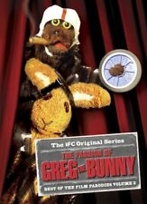 New: THE PASSION OF GREG THE BUNNY - Best of the Film Parodies Vol. 2 DVD