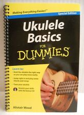 Ukulele Basics For Dummies Learning HOW TO BOOK CD INSTRUCTIONS Special edi