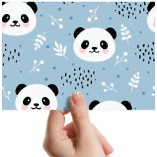 "Cute Baby Blue Panda Bear Small Photograph 6"" x 4"" Art Print Photo Gift #12936"