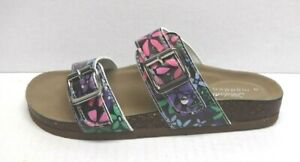 Madden Girl Size 7 Floral Sandals New Womens Shoes