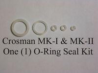 Crosman Mark I Mark II MK 1 2 URETHANE Seal Reseal Kit + Expl View #1 + Guide