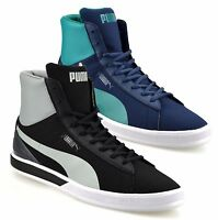 Mens Puma Future Mid Ankle Boots Hi Tops Skate Basketball Trainers Shoes Size