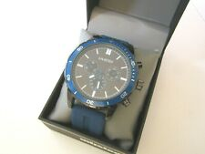 Kenneth Cole Unlisted Mens Silicone Rubber Analog  Watch UL 7765