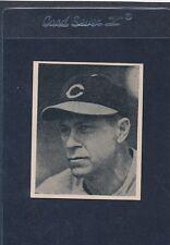 1940 Cincinnati Reds Team Issue James Turner EX/MT 40CR-42316-1