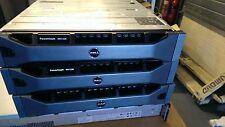 "Dell PowerVault MD1200 2U 12 bay 3.5"" Storage Array SAS  RAILS + Bezel"