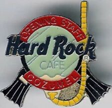 Hard Rock Cafe COZUMEL 1994 OPENING STAFF OS PIN - HRC Catalog #2042