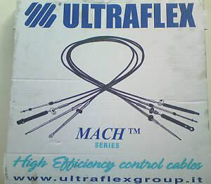 ULTRA FLEX MACH REMOTE CONTROL CABLE