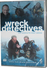 Wreck Detectives Complete First Series One 1 NEW SEALED