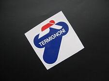 TERMIGNONI sticker/decal x2