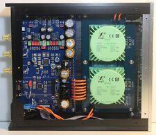 New AK4497 DAC decoder AK4118 PCM 384K + XMOS XU208 USB DSD 256 +Apple remote