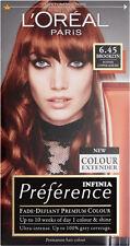 Preference Infinia 6.45 Brooklyn Intense Copper Auburn Hair Dye