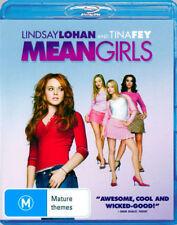 MEAN GIRLS (Lindsay Lohan)  -  BLU RAY  - Sealed Region B