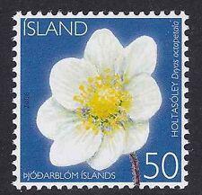 Iceland Flower Stamps