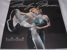 Marilyn Monroe Wall Calendar Calendrier Mur 1994 16 Mois Month Portal