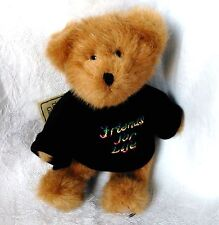 Boyds Bear Friends For Life B. B. Goodfriend, Jointed With Tag and Shirt