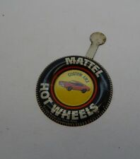 Redline Hotwheels Button Badge Metal Hong Kong Custom AMX R17203