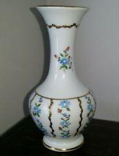 Paris Style Limoges France Porcelain Vase Decoree a la Main Marked