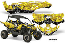 UTV Decal Graphic Kit Side By Side Wrap For Yamaha YXZ 1000R 2015-2018 REAPER Y