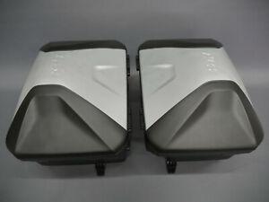 KTM Original Seitenkoffer Set für KTM Adventure 1050-1290, gebraucht für Bastler