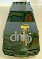 Pontiac Firebird Trans Am 1980s Radio Shack Radio Controlled Car Hong Kong Vtg