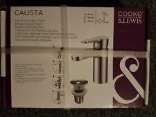 Cooke & Lewis Calista 1 Lever Basin Mixer Tap