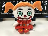 7'' FNAF Five Nights At Freddy's Sister Location Circus Baby Plush Stuffed Toy