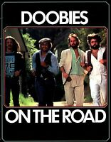 DOOBIE BROTHERS 1979 ON THE ROAD TOUR CONCERT PROGRAM BOOK BOOKLET / EX 2 NMT