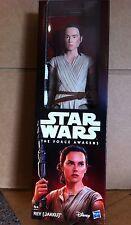 "Star Wars Force Awakens - 12"" Rey Figure - Combined Postage"
