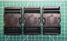 """3 x ITW Nexus SR-2 Buckles 2"""""""