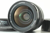 [TOP Mint + Hood] Mamiya G 50mm f/4 L w/ Cap For New Mamiya 6 from JAPAN 142