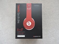 *GENUINE SPECIAL EDITION PRODUCT RED* Beats by Dr. Dre Solo HD Headphones *RARE*