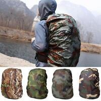 Waterproof Dust Rain Cover Travel Hiking Backpack Outdoor Camping Rucksack Bag