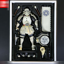 "Star Wars Movie Realization 7"" Figure Japanese Samurai Taikoyaku Stormtrooper"