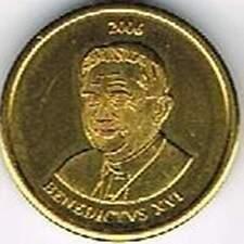Vaticaan 2006 probe-pattern-essai - 10 eurocent - Paus Benedictus XVI