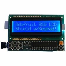 Adafruit LCD Shield Kit w/ 16x2 Character Display