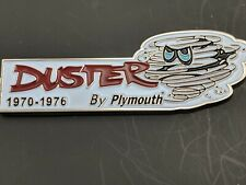 70-76 Plymouth Duster/Chrysler Muscle cars/Mopar Keychains. (G9)