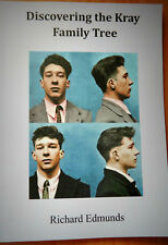 Discovering The Kray Family Tree A4 Book 2018