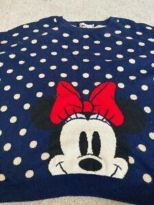 Cath Kidston Minnie Mouse Jumper M